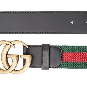 Europe Stylish Double G buckle Gucci belt😁
